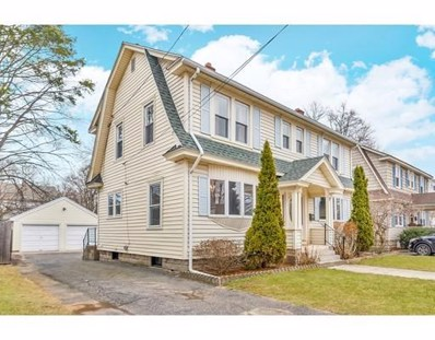 17 Hartford Terrace, Springfield, MA 01118 - MLS#: 72282596