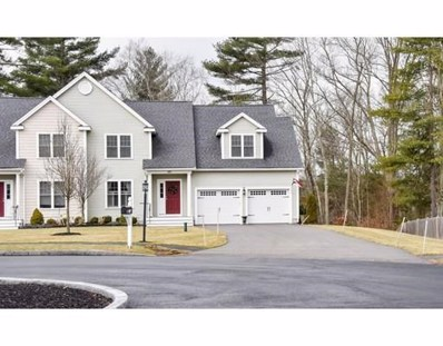 14 Chase Landing UNIT B, Easton, MA 02375 - MLS#: 72282764