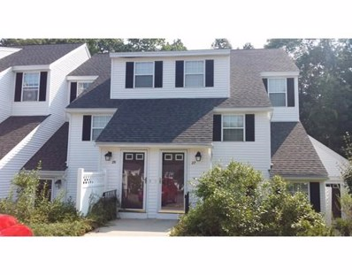 29 Berrington Road UNIT 29, Leominster, MA 01453 - MLS#: 72282940