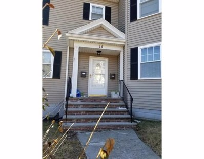 14 Suffolk Ave, Revere, MA 02151 - MLS#: 72283011