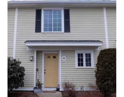 7 Nancy Rd UNIT 8, Easton, MA 02375 - MLS#: 72283111