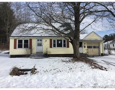 4 Gardner St, Oxford, MA 01540 - MLS#: 72283352