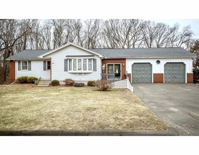 22 Tenney St, Chicopee, MA 01013 - MLS#: 72283392