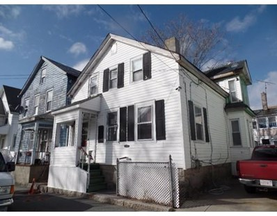 103 Sycamore St, New Bedford, MA 02740 - MLS#: 72283684