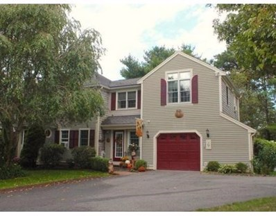37 Martingale Ln, Plymouth, MA 02360 - MLS#: 72283713