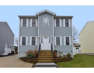 66 Evelyn\'s Way, Fall River, MA 02724 - MLS#: 72283726