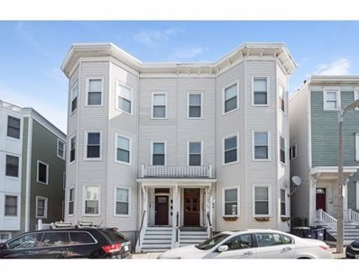 38 Woodward St UNIT 1, Boston, MA 02127 - MLS#: 72283740