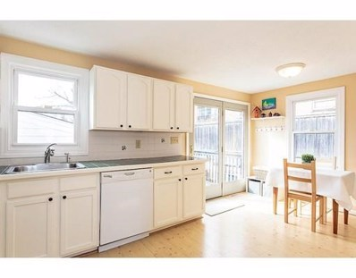23 Allen Street UNIT 23, Boston, MA 02131 - MLS#: 72283779