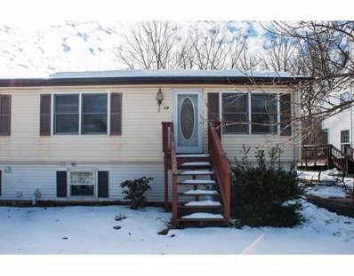 19 Dixfield Street, Worcester, MA 01606 - MLS#: 72283835