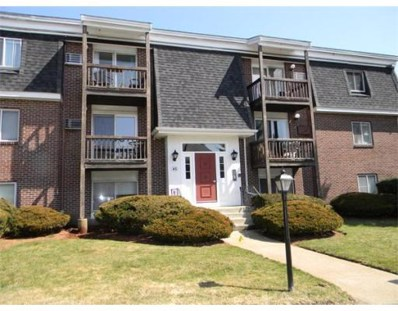 45 Will Dr UNIT 99, Canton, MA 02021 - MLS#: 72283940