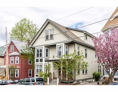 58 Weld Hill Street UNIT 1, Boston, MA 02130 - MLS#: 72283982