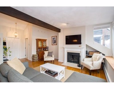 609 Tremont St UNIT 4, Boston, MA 02118 - MLS#: 72284016