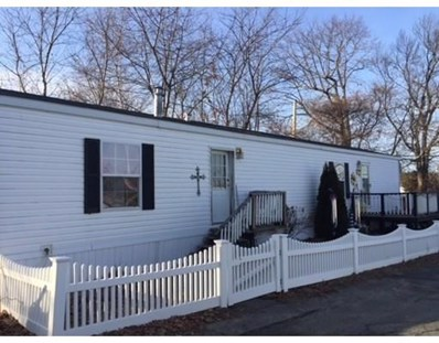 278 Newbury Street UNIT 33, Peabody, MA 01960 - MLS#: 72284057