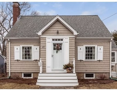 277 Wilson Ave, Quincy, MA 02170 - MLS#: 72284339