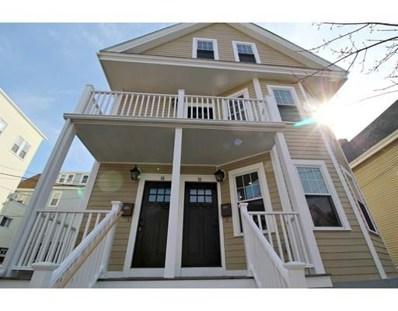 53 Partridge Avenue UNIT 1, Somerville, MA 02145 - MLS#: 72284525