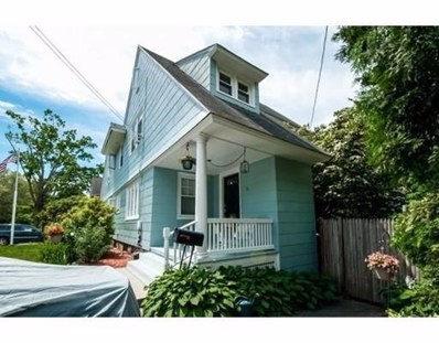 36 Inman Street UNIT 36, Hopedale, MA 01747 - MLS#: 72284535