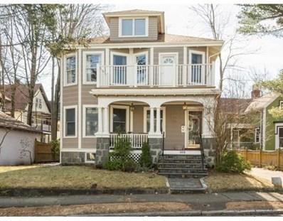 105 Brook Rd, Milton, MA 02186 - MLS#: 72284571