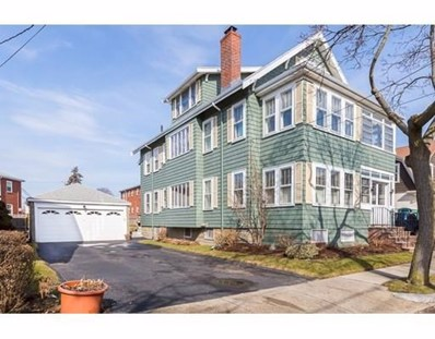 12-14 Adams Street, Arlington, MA 02474 - MLS#: 72284596