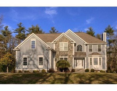 221 Webster Woods Lane, North Andover, MA 01845 - MLS#: 72284603