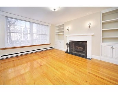 22 Phillips Street UNIT 1, Boston, MA 02114 - MLS#: 72284681