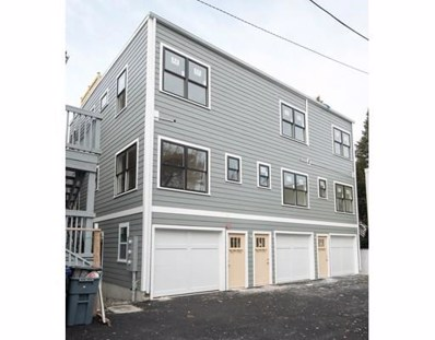 3 Castle Court UNIT 3, Boston, MA 02128 - MLS#: 72284959