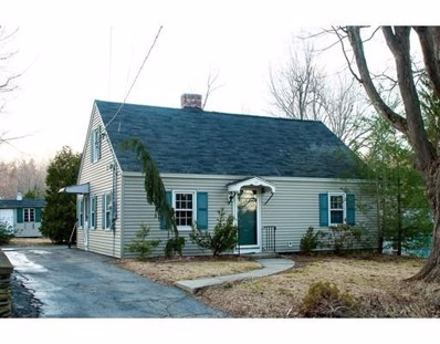 14 Prouty Ln, Worcester, MA 01602 - MLS#: 72284970