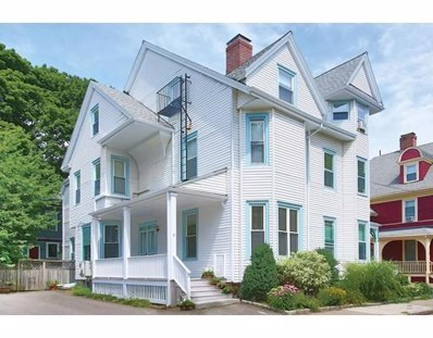 8 Elm St UNIT 8, Brookline, MA 02445 - MLS#: 72284991