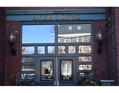 172 Middle UNIT 503, Lowell, MA 01852 - MLS#: 72285013