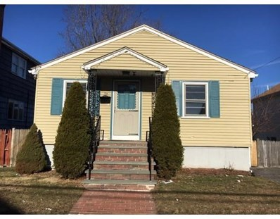 34 Charger St, Revere, MA 02151 - MLS#: 72285352