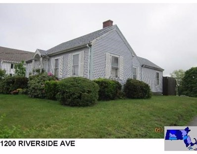1200 Riverside Ave, Somerset, MA 02726 - MLS#: 72285530