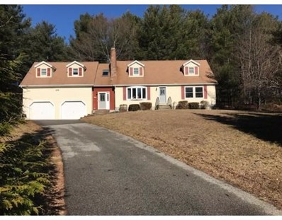 31 Woodland Rd, Uxbridge, MA 01569 - MLS#: 72285636