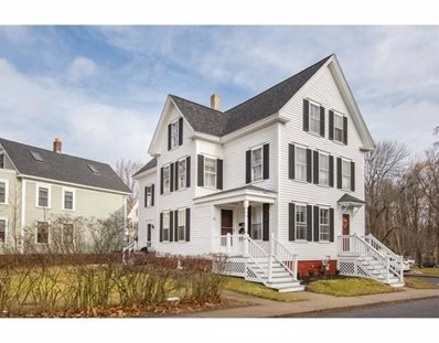 13 Huntington Ave, Amesbury, MA 01913 - MLS#: 72285714