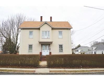 97 Durfee St, New Bedford, MA 02740 - MLS#: 72285750