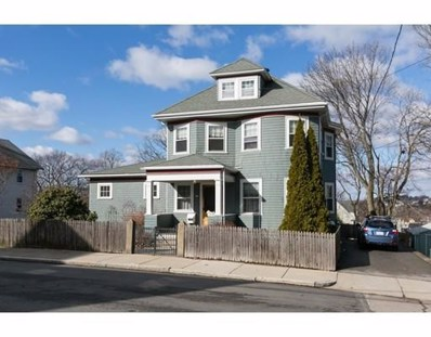 107 Augustus Ave, Boston, MA 02131 - MLS#: 72285901