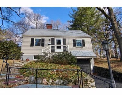 9 Valley Rd, Winchester, MA 01890 - MLS#: 72285948