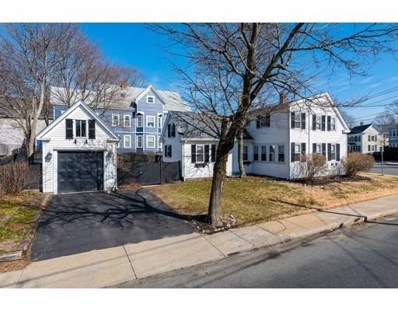 49 Walnut Ave, Stoughton, MA 02072 - MLS#: 72286213