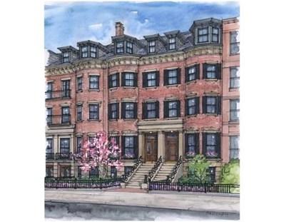 89 Beacon Street UNIT 1, Boston, MA 02108 - MLS#: 72286329