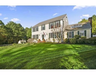 10 Fox Run, Duxbury, MA 02332 - MLS#: 72286864