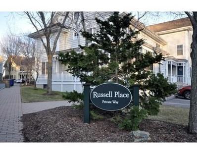 32 Russell Pl UNIT 32, Arlington, MA 02474 - MLS#: 72286982