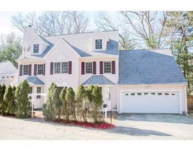 2 Old Mill Lane, Reading, MA 01867 - MLS#: 72287015