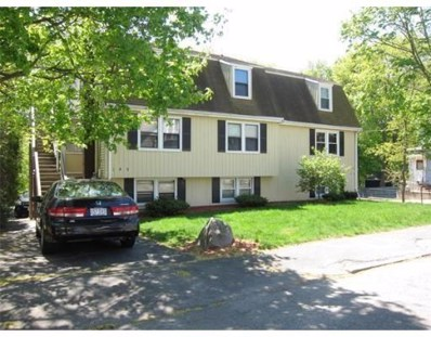 10 Curtis St UNIT 3, Quincy, MA 02169 - MLS#: 72287292