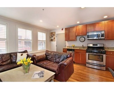 20 Thacher Street UNIT 1, Boston, MA 02113 - MLS#: 72287303