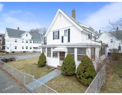 28 Lawrence St, Taunton, MA 02780 - MLS#: 72287320