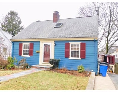 77 Wachusett Ave, Arlington, MA 02476 - MLS#: 72287389