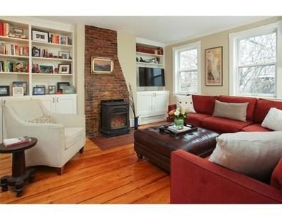 86 Green Street, Boston, MA 02129 - MLS#: 72287416