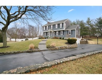 4 Berkley Circle, Hingham, MA 02043 - MLS#: 72287432