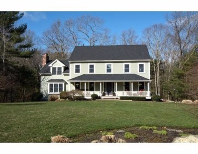 72 Satuit Meadow Ln, Norwell, MA 02061 - MLS#: 72287447