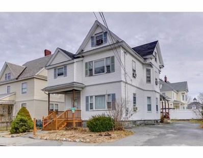 274-276 Gibson St, Lowell, MA 01851 - MLS#: 72287485