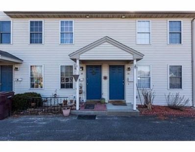 5 Westminster St UNIT D, Westfield, MA 01085 - MLS#: 72287606