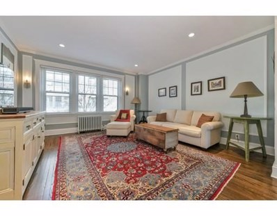 399 Washington St UNIT 1, Brookline, MA 02446 - MLS#: 72287626